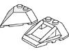 ウェッジ4×4鋭角(#22391)・ウェッジ4×4ロールケージ(#47758)