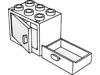 コンテナ2×3×2(#4532)・コンテナドア2×3×2(#4533)・引きだし(#4536)
