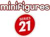 ミニフィギュアシリーズ21(#71029)