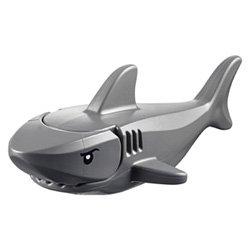 サメ(黒目・えら有) ダークブルーイッシュグレイ