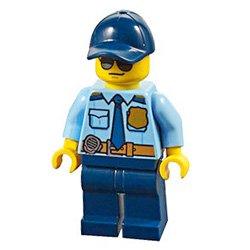 警察官の男性(#60239)