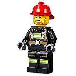 消防士の男性(#60212)