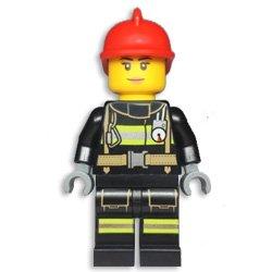 消防士の女性(#60214)