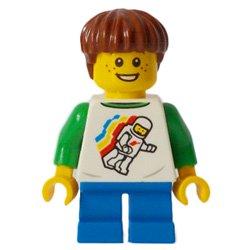 レゴシティの少年(#60233)