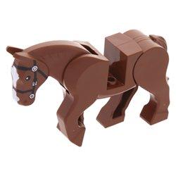 馬(可動脚) レディシュブラウン