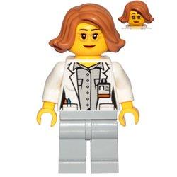 植物学者の女性(#60230)