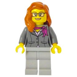 科学者の女性(#60228)