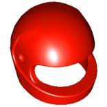 ヘルメット レッド