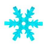 雪の結晶4×4 トランスライトブルー