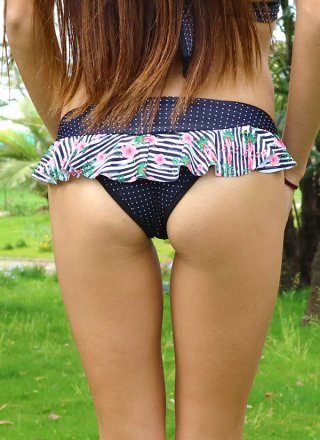 DotLove Bumpy reversible Bottom