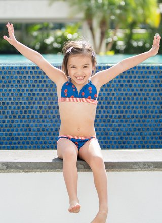 DotLove Freedom Top for Kids - Liverty