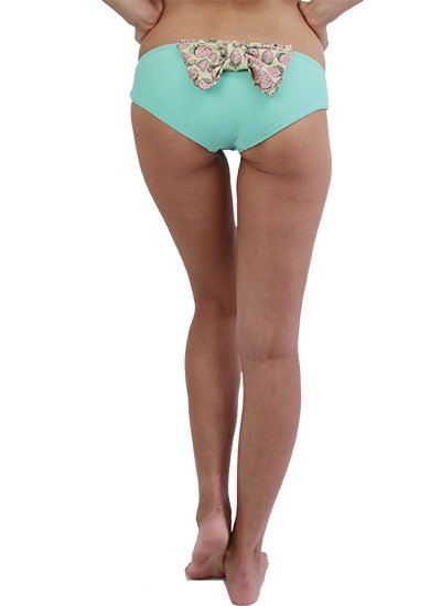<img class='new_mark_img1' src='//img.shop-pro.jp/img/new/icons20.gif' style='border:none;display:inline;margin:0px;padding:0px;width:auto;' />Lolli Swim-JAPAN BOW BOTTOM MINT W/BEERRIES BOW