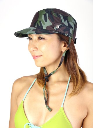Dotlove Surf Cap- Green como