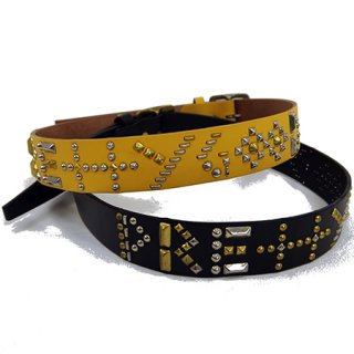 <img class='new_mark_img1' src='https://img.shop-pro.jp/img/new/icons5.gif' style='border:none;display:inline;margin:0px;padding:0px;width:auto;' />leather studs belt_pretty good