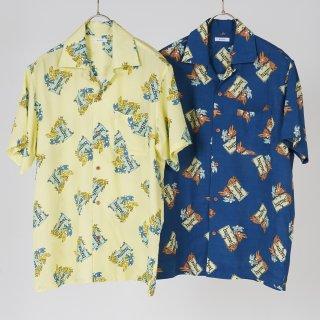 s/s aloha shirts