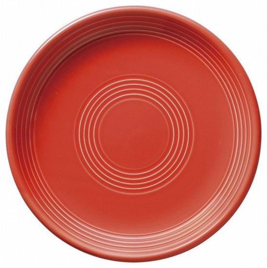オービット ローズレッド 26cmディナー皿