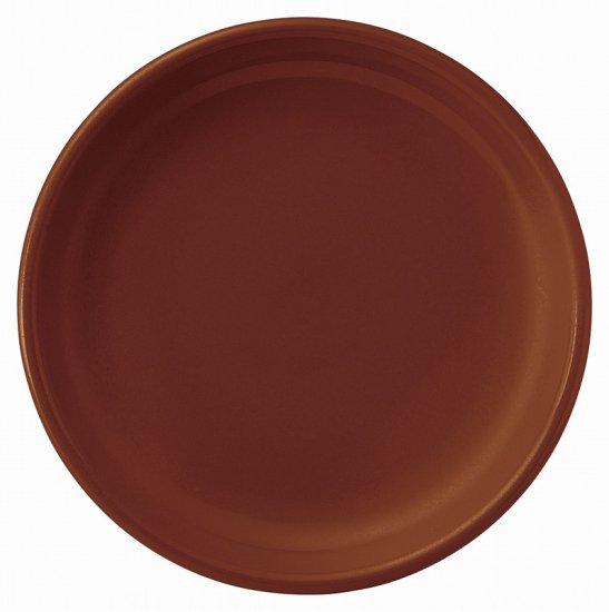 カントリーサイド チャコールブラウン 26cmディナー皿