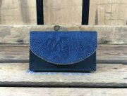 Paisley Indigo Card Case(カードケース)