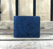 <img class='new_mark_img1' src='//img.shop-pro.jp/img/new/icons5.gif' style='border:none;display:inline;margin:0px;padding:0px;width:auto;' />Paisley Indigo Basic Wallet(ベーシック2つ折りウォレット)