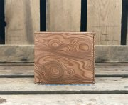 -MAGNET- Basic Wallet(Wood Natural)
