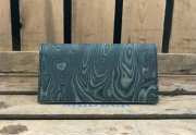 -MAGNET- Long Wallet(Wood Black)