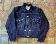 GZ-111MJ-0301 graphzero 16oz JEANJACKET -GZ111MJ- 左綾