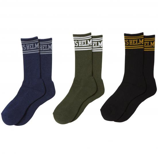 <img class='new_mark_img1' src='//img.shop-pro.jp/img/new/icons50.gif' style='border:none;display:inline;margin:0px;padding:0px;width:auto;' />CAPTAINS HELM CH LOGO SOCKS