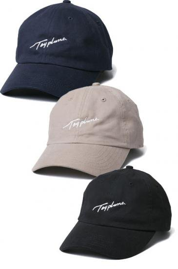 <img class='new_mark_img1' src='https://img.shop-pro.jp/img/new/icons16.gif' style='border:none;display:inline;margin:0px;padding:0px;width:auto;' />TOYPLANE TP LOGO COTTON CAP