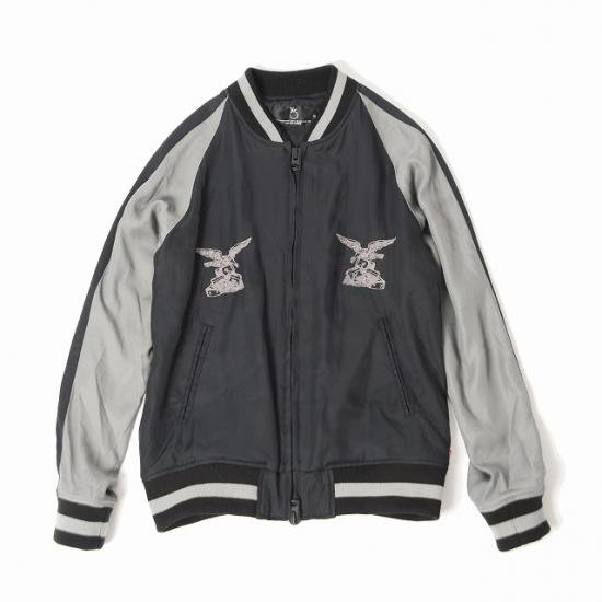 <img class='new_mark_img1' src='//img.shop-pro.jp/img/new/icons50.gif' style='border:none;display:inline;margin:0px;padding:0px;width:auto;' />VIRGO Vintage eagle souvenir jkt special