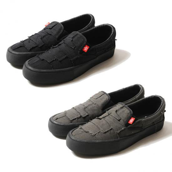 <img class='new_mark_img1' src='https://img.shop-pro.jp/img/new/icons50.gif' style='border:none;display:inline;margin:0px;padding:0px;width:auto;' />VIRGO Puzzle 〔original fatsole slip-on〕