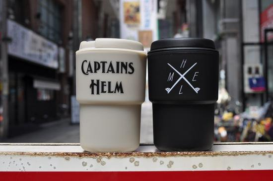 <img class='new_mark_img1' src='//img.shop-pro.jp/img/new/icons50.gif' style='border:none;display:inline;margin:0px;padding:0px;width:auto;' />CAPTAINS HELM CH COFFEE TUMBLER