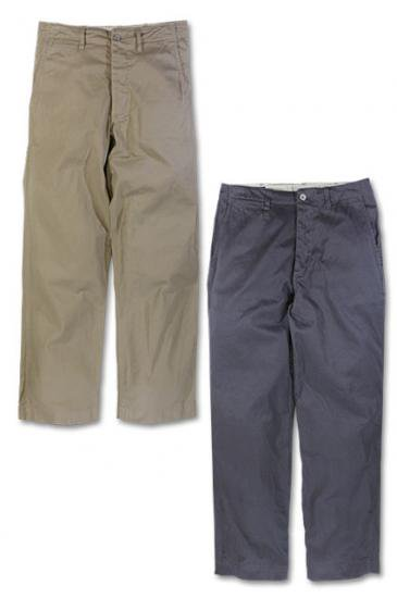 <img class='new_mark_img1' src='//img.shop-pro.jp/img/new/icons12.gif' style='border:none;display:inline;margin:0px;padding:0px;width:auto;' />SEVENTY FOUR WIDE CHINO PANT
