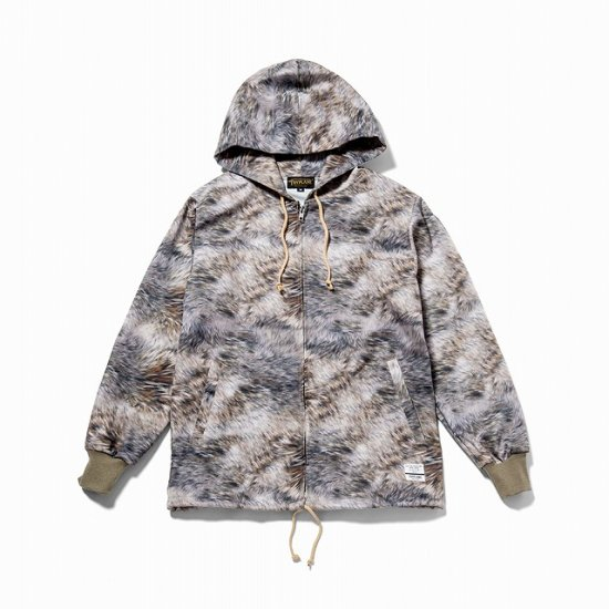 <img class='new_mark_img1' src='https://img.shop-pro.jp/img/new/icons12.gif' style='border:none;display:inline;margin:0px;padding:0px;width:auto;' />TOYPLANE COYOTE HOODED JACKET