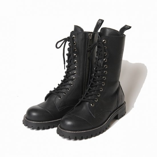 <img class='new_mark_img1' src='https://img.shop-pro.jp/img/new/icons50.gif' style='border:none;display:inline;margin:0px;padding:0px;width:auto;' />VIRGO Militaria special boots【12】