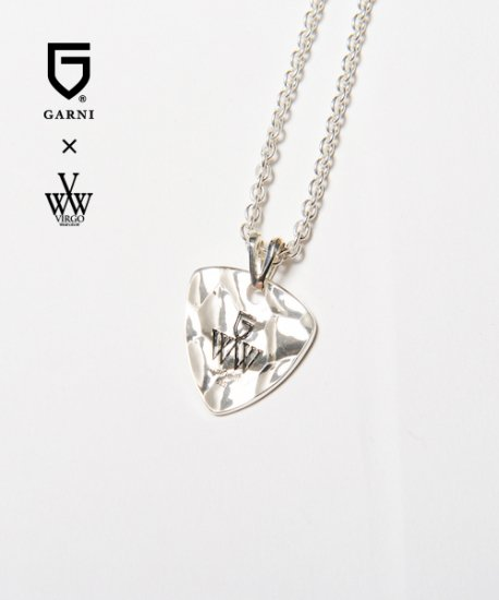 <img class='new_mark_img1' src='https://img.shop-pro.jp/img/new/icons50.gif' style='border:none;display:inline;margin:0px;padding:0px;width:auto;' />VIRGO × GARNI special pick necklace