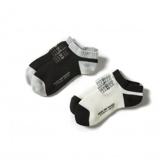 <img class='new_mark_img1' src='https://img.shop-pro.jp/img/new/icons50.gif' style='border:none;display:inline;margin:0px;padding:0px;width:auto;' />ROUGH AND RUGGED SOCKS SS