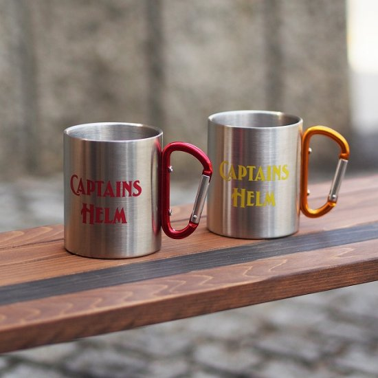 <img class='new_mark_img1' src='https://img.shop-pro.jp/img/new/icons50.gif' style='border:none;display:inline;margin:0px;padding:0px;width:auto;' />CAPTAINS HELM #CH KARABINER MUG