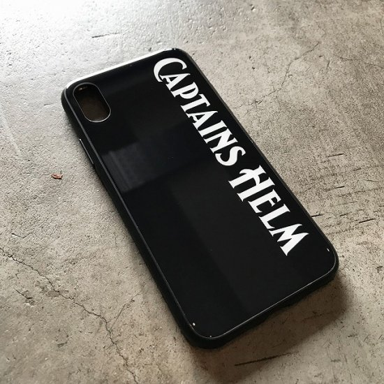 <img class='new_mark_img1' src='https://img.shop-pro.jp/img/new/icons50.gif' style='border:none;display:inline;margin:0px;padding:0px;width:auto;' />CAPTAINS HELM  #iPhone (X) Case