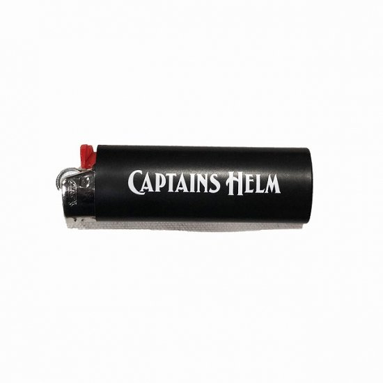 <img class='new_mark_img1' src='//img.shop-pro.jp/img/new/icons12.gif' style='border:none;display:inline;margin:0px;padding:0px;width:auto;' />CAPTAINS HELM  #LOGO LIGHTER