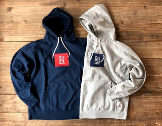 <img class='new_mark_img1' src='https://img.shop-pro.jp/img/new/icons50.gif' style='border:none;display:inline;margin:0px;padding:0px;width:auto;' />STANDARD CALIFORNIA SD US Cotton Pullover Hood Sweat