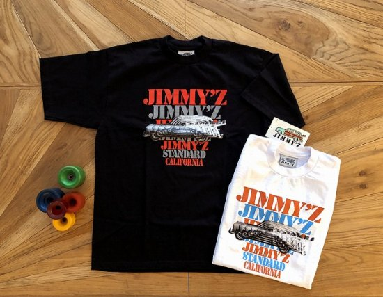 <img class='new_mark_img1' src='https://img.shop-pro.jp/img/new/icons50.gif' style='border:none;display:inline;margin:0px;padding:0px;width:auto;' />STANDARD CALIFORNIA JIMMY'Z × SD Logo T