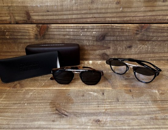 <img class='new_mark_img1' src='https://img.shop-pro.jp/img/new/icons50.gif' style='border:none;display:inline;margin:0px;padding:0px;width:auto;' />STANDARD CALIFORNIA  KANEKO OPTICAL × SD Glasses Type 5 with Clip On