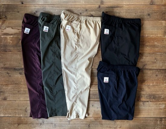 <img class='new_mark_img1' src='https://img.shop-pro.jp/img/new/icons50.gif' style='border:none;display:inline;margin:0px;padding:0px;width:auto;' />STANDARD CALIFORNIA SD Comfortable Stretch Easy Pants