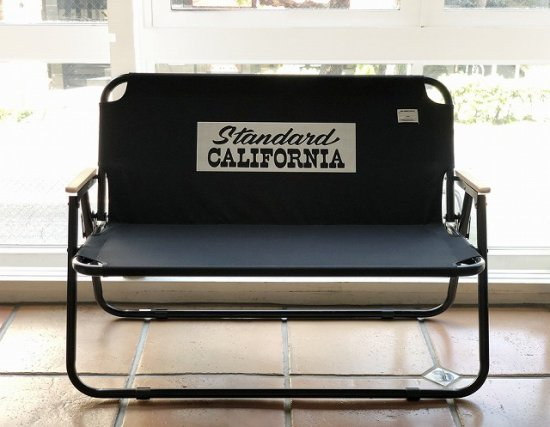 <img class='new_mark_img1' src='https://img.shop-pro.jp/img/new/icons50.gif' style='border:none;display:inline;margin:0px;padding:0px;width:auto;' />STANDARD CALIFORNIA  SD Folding Chair Two-Seater