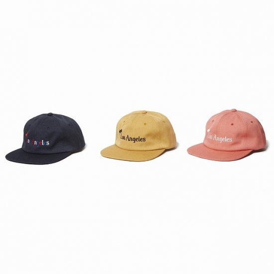 <img class='new_mark_img1' src='https://img.shop-pro.jp/img/new/icons12.gif' style='border:none;display:inline;margin:0px;padding:0px;width:auto;' />CAPTAINS HELM  #Los Angeles Souvenir CAP