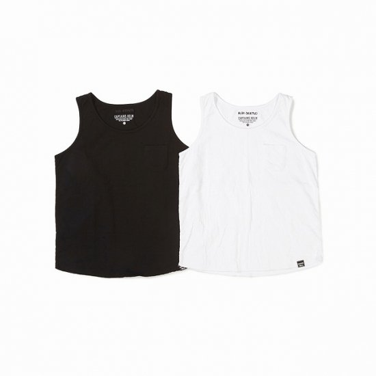 <img class='new_mark_img1' src='//img.shop-pro.jp/img/new/icons12.gif' style='border:none;display:inline;margin:0px;padding:0px;width:auto;' />CAPTAINS HELM  #PLEASURE SEEKER TANK-TOP