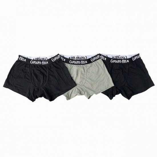 <img class='new_mark_img1' src='//img.shop-pro.jp/img/new/icons50.gif' style='border:none;display:inline;margin:0px;padding:0px;width:auto;' />CAPTAINS HELM  #3PACK UNDER PANTS