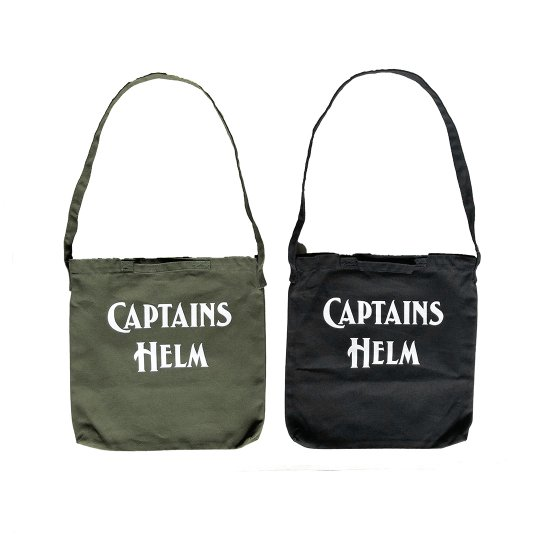 <img class='new_mark_img1' src='//img.shop-pro.jp/img/new/icons50.gif' style='border:none;display:inline;margin:0px;padding:0px;width:auto;' />CAPTAINS HELM  #LOGO 2WAY TOTE