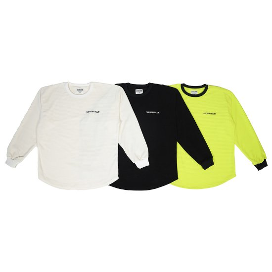<img class='new_mark_img1' src='//img.shop-pro.jp/img/new/icons50.gif' style='border:none;display:inline;margin:0px;padding:0px;width:auto;' />CAPTAINS HELM  #BLOCK THERMAL L/S TEE