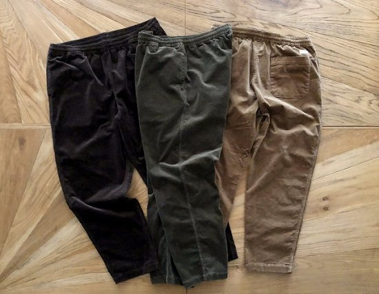 <img class='new_mark_img1' src='https://img.shop-pro.jp/img/new/icons50.gif' style='border:none;display:inline;margin:0px;padding:0px;width:auto;' />STANDARD CALIFORNIA SD Stretch Corduroy Pants